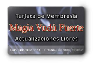 tarjeta de membresia